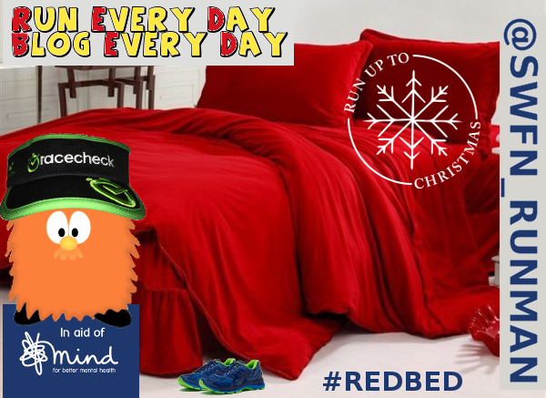 It's a Red Bed for #REDBED