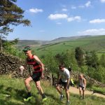 Beautiful weather for the Mount Famine Fell Race