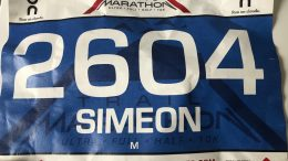 Snowdonia Trail Marathon race number