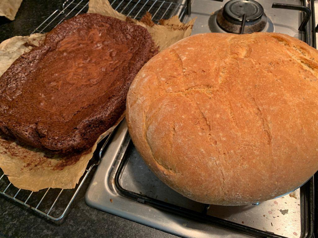 CAAAAKE (and bread)