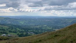 View from Cown Edge