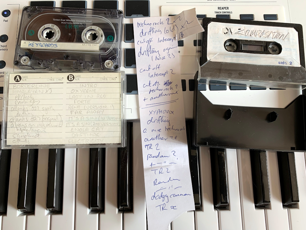 Tape Cassette of old recordings