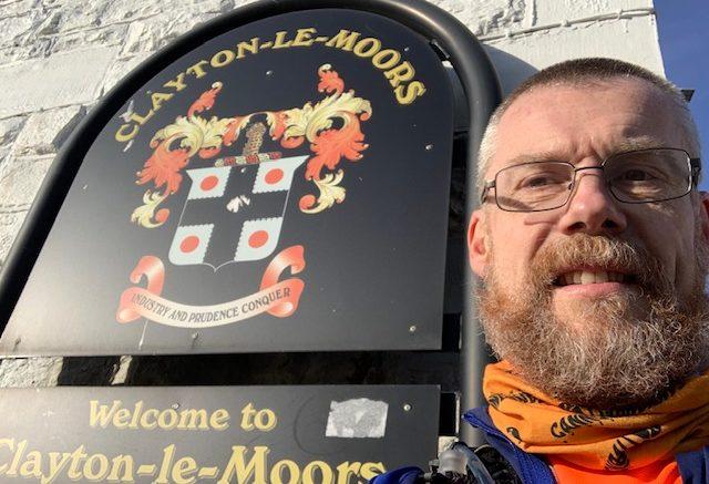 In Clayton-le-Moors