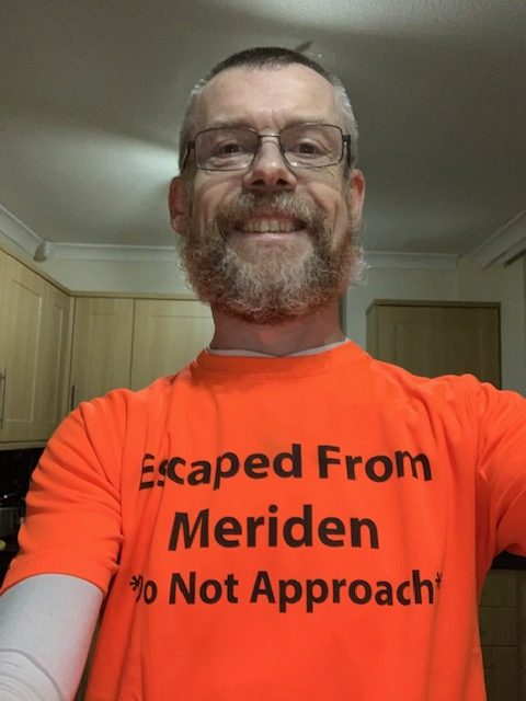 Escaped from Meriden!