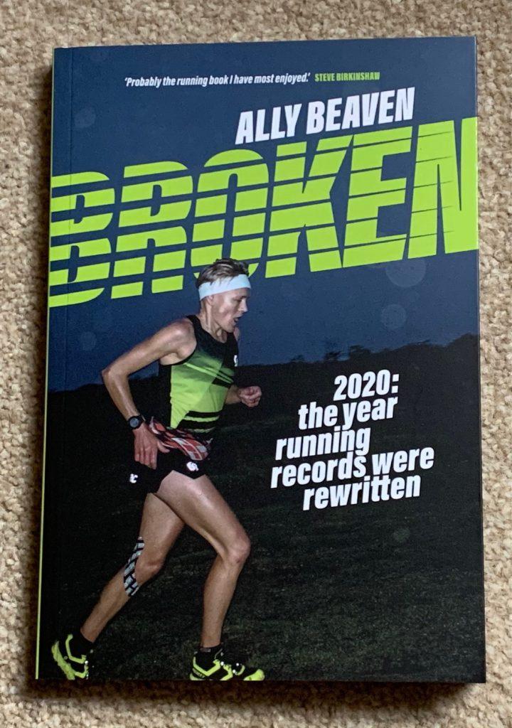 Broken, by Ally Beaven